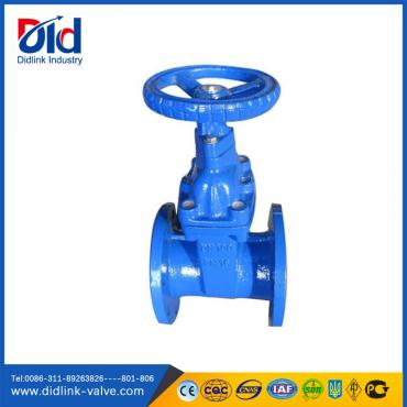 Didlink Ductile Iron 6 Gate Valve dimensions