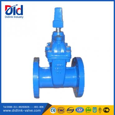 AWWA 2 inch gate valve With flange, kennedy gate valve