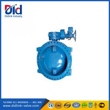 Double Eccentric Butterfly Valve Double Offset