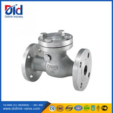 DIN3202 F6 Swing type Check Valve standard, backflow check valve