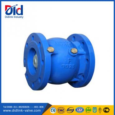 Cast iron slient check valve for water line, check valve manufacturers