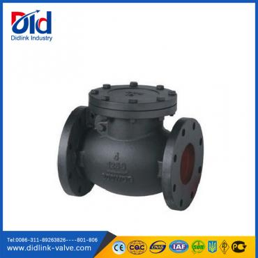 Cast Iron ANSI Swing Check Valve application, check valve 3 inch