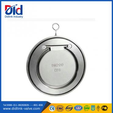 Sandwich Type Single Disc Wafer Check Valve spring loaded, 3 4 spring check valve