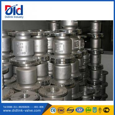 stainless steel check valve 4 inch, flanged check valve