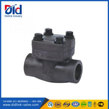 A105 Forged Steel check valve 1 2, high pressure check valve