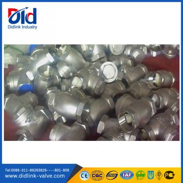 Stainless Steel Thread Swing 1 2 inch Check Valve gas, function of a check valve