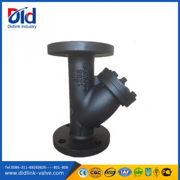 ANSI Standard Class 125 Cast Iron Y Strainer dimensions, line strainer plumbing
