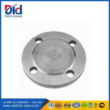 DIN blind pipe flanges, large diameter flanges, stainless steel flanges suppliers