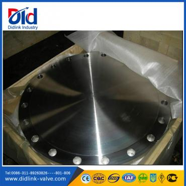 DIN 2527 blind flanges suppliers, forged carbon steel flanges, high pressure flanges types