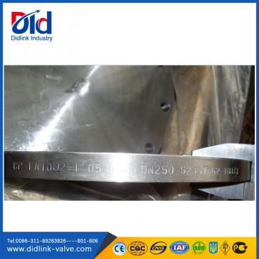 EN 1092-1-05 PN16 DN250 blind flange,din flanges, types of pipe flanges