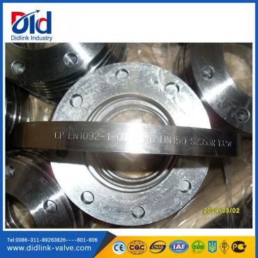 EN 1092-1-01 PN16 DN150 flanges types, custom flanges, define flanges
