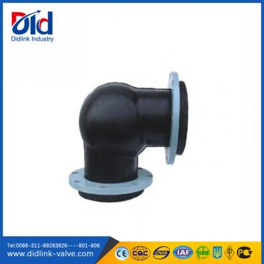 WTX 90 degree bend Flexible rubber elbow