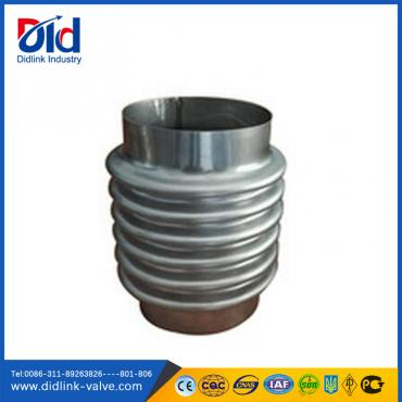 Welded expansion joint/corrugated compensato