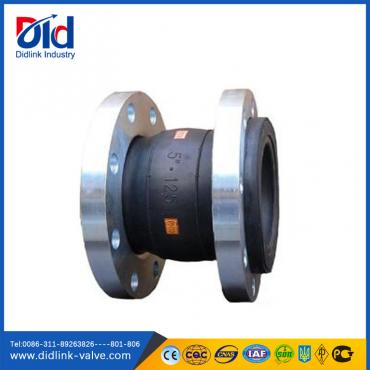 Epdm single sphere flexible rubber joint
