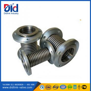 Stainless steel bellows expansion joint