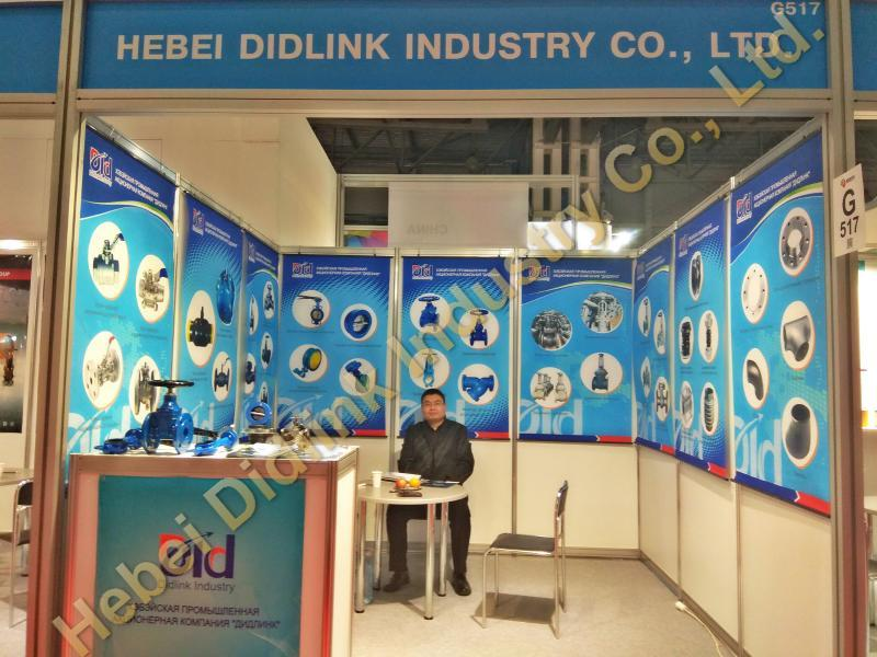 Our company successfully participated The 18th International Exhibition PCVExpo