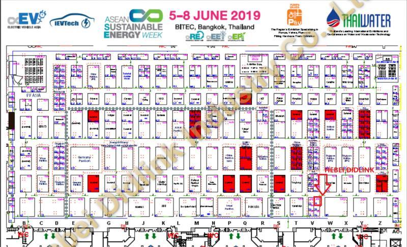 EXHIBITION INVITED-PUMPS&VALVES ASIA 2019 BANGKOK,THAILAND