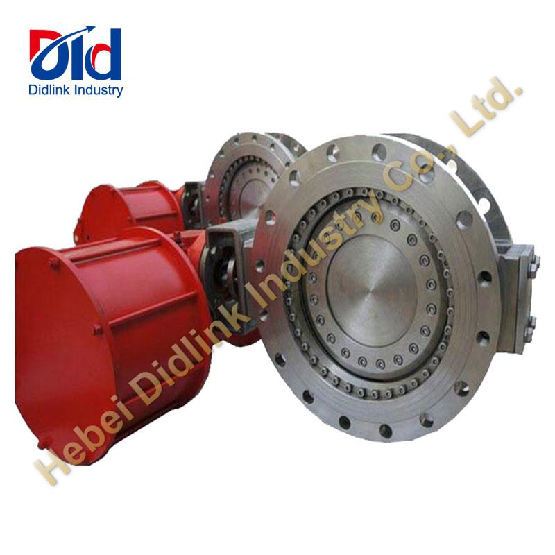 The working principle and classification of butterfly valve